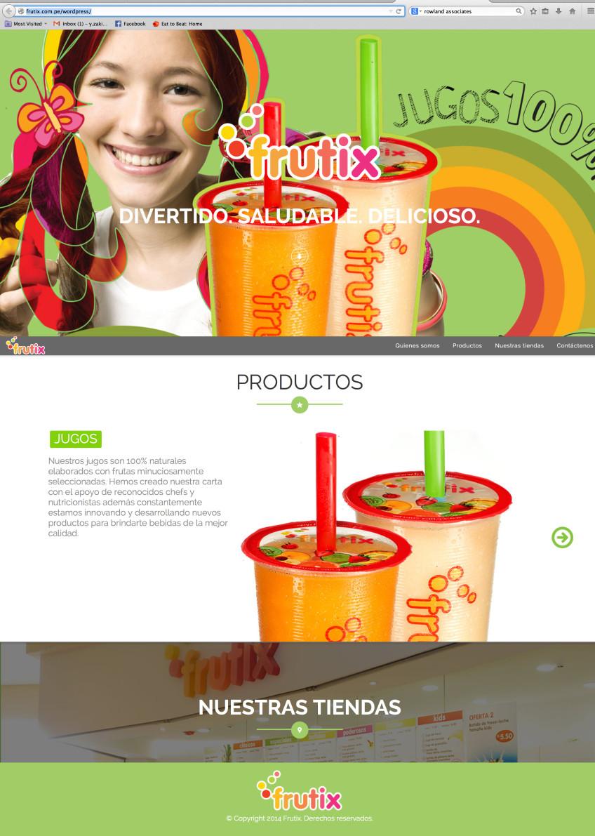 Web Design Peru
